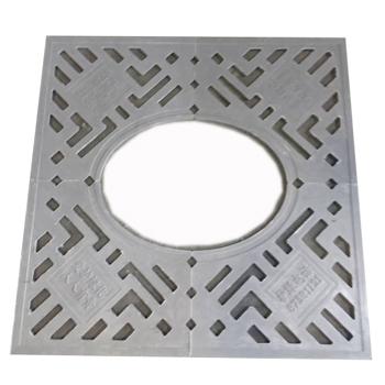 複合樹脂護樹板