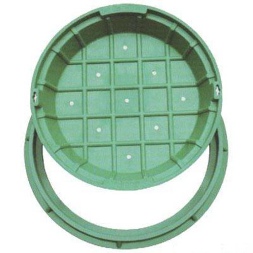 複合樹脂草坪井蓋