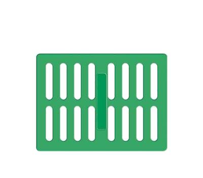 复合树脂明沟盖板